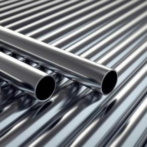 Barras e tubos de aço inox